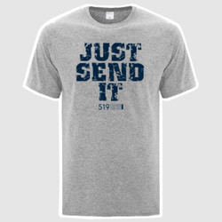 "519 Sports Online - ""Just Send It"" Tee"