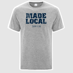 "519 Sports Online - ""Made Local"" Tee"